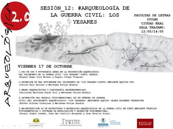 ponencia arqueologica congreso ciudad real