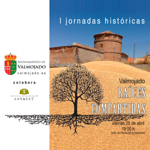 I Jornadas Históricas Valmojado