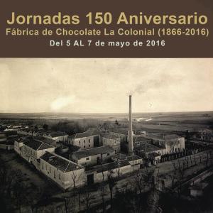 Jornadas 150 aniversario La Colonial